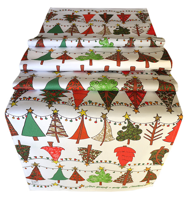 Christmas Table Runner - Have Yourself a Merry Little Christmas