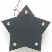 Kit 15: Christmas Star L.E.D. Display