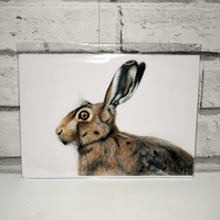 A5 Handmade Hare Notebook