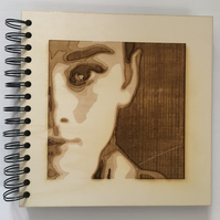 'audrey' notebook