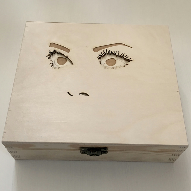 'i can see you' jewellery boxes