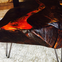 Unique Lava Coffee Table