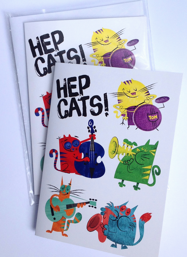 Hepcat cards