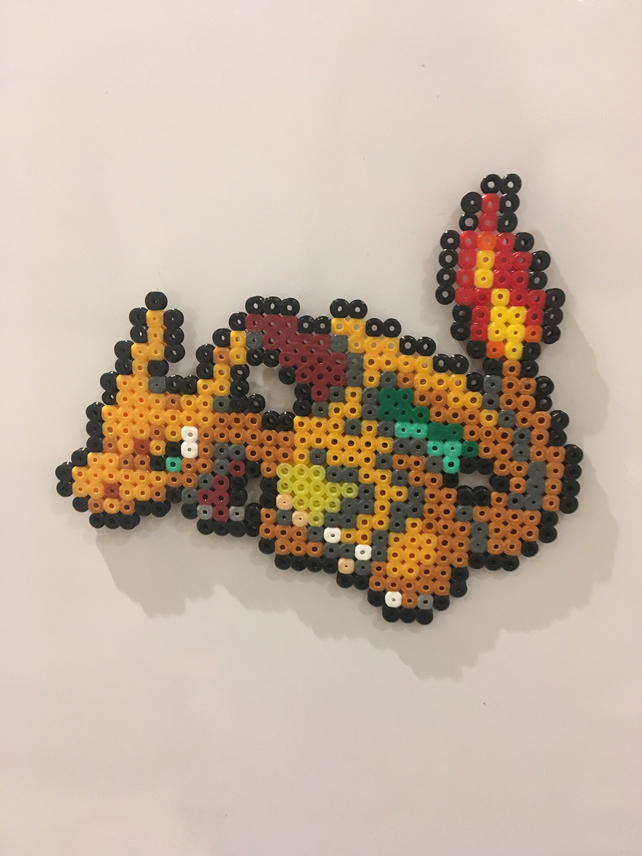 Pokemon Charizard KEYRING (FREE UK POSTAGE)