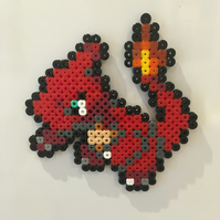 Pokemon Charmeleon PIN BADGE (FREE UK POSTAGE)