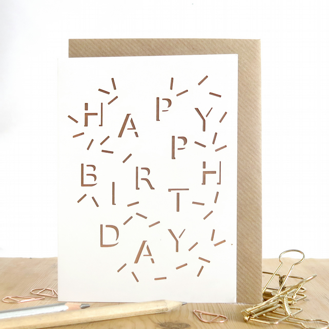 Birthday Card For Men Dad Birth