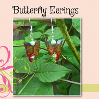 Butterfly Earings