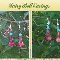 Fairy Bell Earings