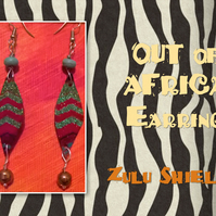 Out of Africa Earrings