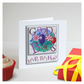 Bonkers Birthday 'Goody Bags' Handmade Birthday Card