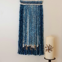 Woven Wall hanging - Waterfall