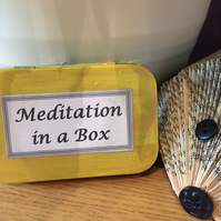 MEDITATION IN A BOX - YELLOW
