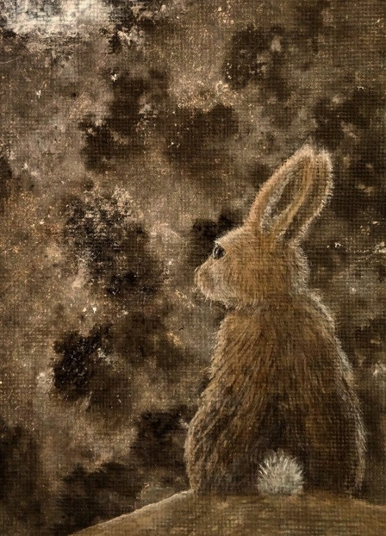 Watership Down - Rabbit Art Print
