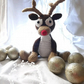 Christmas decoration Rudolph the Reindeer