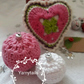 Christmas tree BaublesChris and heart set