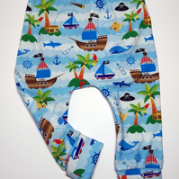 Organic cotton baby trousers
