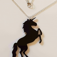 Mystical Unicorn Necklace - Acrylic