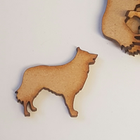 MDF Dog G 3cm - 25 x Laser cut wooden shape