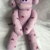 Purple Star Monkey