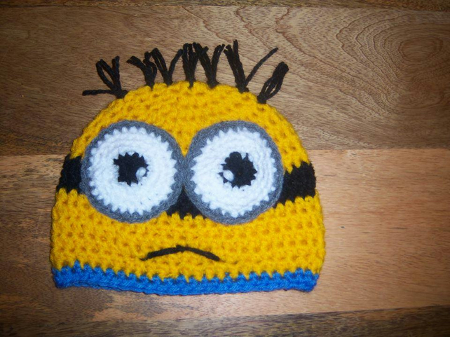 Minions hats childrens