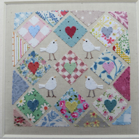 Little Doves Patchwork