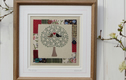 Small framed work -  perfect gifts!