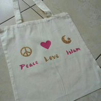 Peace, love, Islam