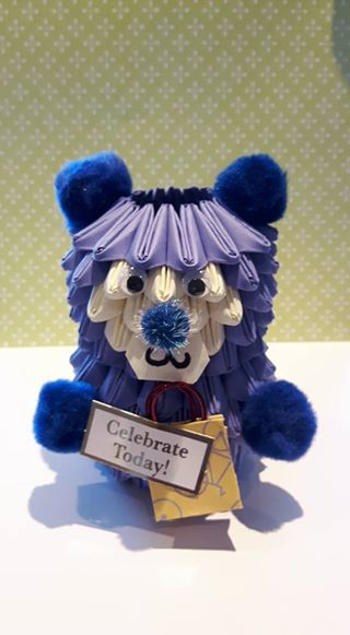 Father's Day Teddy (Celebrate)