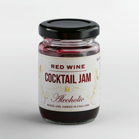 Red Wine Jam and Jelly spread