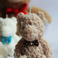 Handmade Teddy Bear Candle