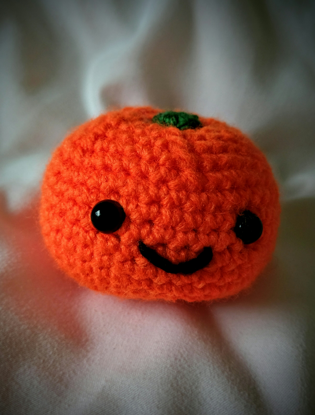 Sean the happy woolly Satsuma