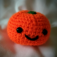 Crocheted Satsuma