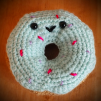 Crocheted Doughnut
