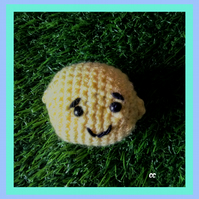 Liam the happy woolly lemon