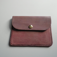Large 2 Pocket Coin Purse