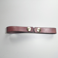 Belt or Bag strap, dark brown