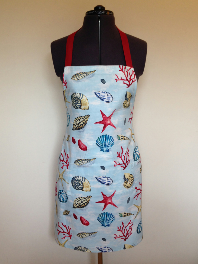 Apron Sea Shells