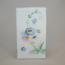 Glasses case from vintage linen