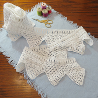 Lace edging- vintage crochet
