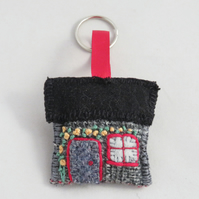 Little House - Keyring