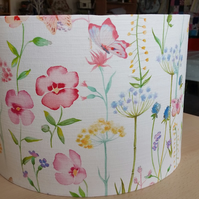 Spring and summer lampshade