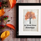 I love Autumn- Gift Boxed Presents - Irish Art - Gifts Delivered Worldwide
