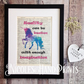 Unicorn Gifts - Rainbow Unicorn Pictures - Imagination Quote Picture