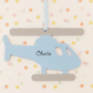 Personalised Helicopter,wooden plaque,nursery decor,toddler gift