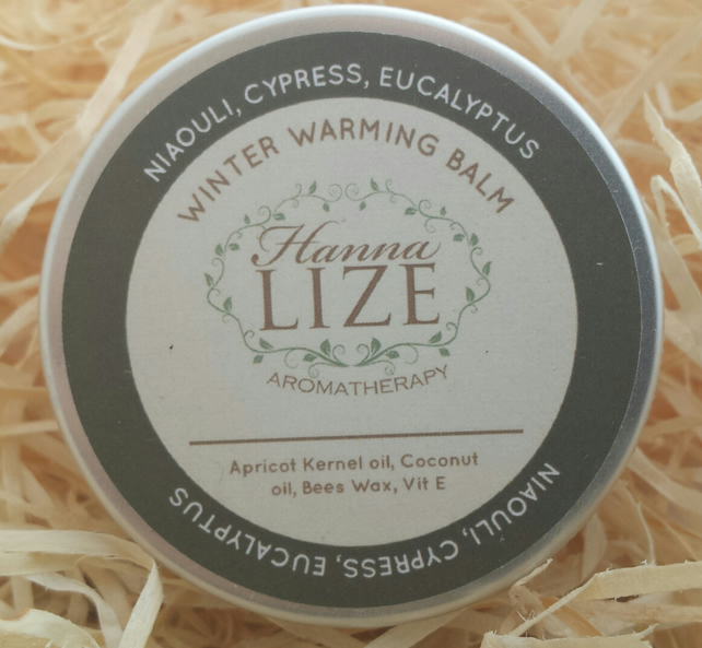 Winter Warming Balm