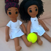 Compañera Ragdoll Limited Edition Gift Set - Serena and Venus