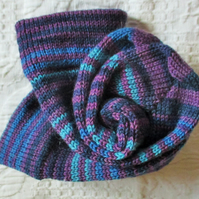 Handmade Alpaca Socks SIZE:7-9 UK, 9-11 US, 39-42 EURO