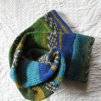 Handmade Wool Socks  SIZE: 7-9 UK, 9-11 US, 39-42 EURO