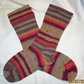 Handmade Wool Socks SIZE: 4-6 UK, 6-8 US, 36-38 EURO