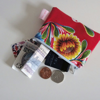 Coin Card Purse 'Ugly Betty' style!!!